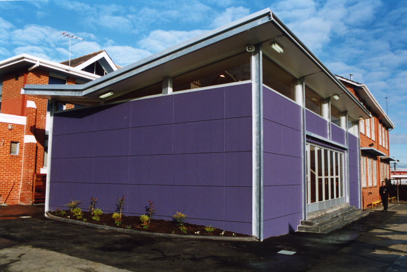 school multi-purpose hall