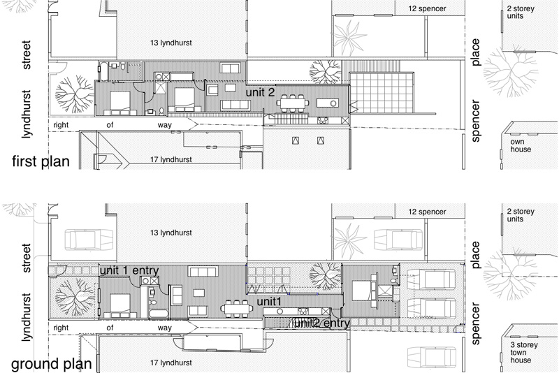 Alsocan architects planning and design for Apartment townhouse plans